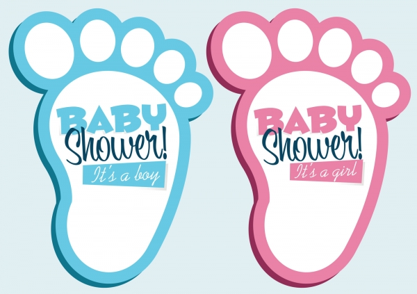 clipart for baby shower cards - photo #19